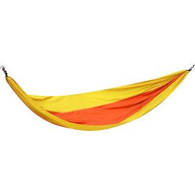 CAMPZ Nylon Hammock Ultralight yellow/orange
